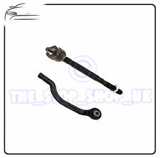 Renault Laguna II March 2001- Right Inner & Outer Tie Rod End Steering Track Rod