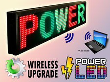 LED Sign PC Version Upgrade with Wireless Connection