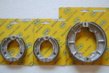 FRONT REAR BRAKE SHOES fits POLARIS Predator 50 90, 03-06 Predator50 Predator90