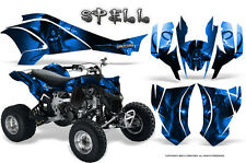 CAN-AM DS450 GRAPHICS KIT DECALS STICKERS CREATORX DECALS SPELL BL