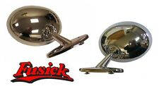 1970-1972 Olds Cutlass 442 Vista Cruiser Chrome Outside Mirror Set 1971 70 71 72