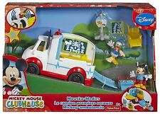 Fisher Price Disney Mickey Mouse Clubhouse Mouska-Medics Playset