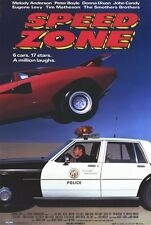 Cannonball Fever Run 3; Speed Zone Speedzone DVD (1989) John Candy