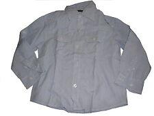 e.b. kids tolles Hemd Gr. 122 blau-weiß gestreift !!