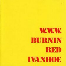 burnin´red  ivanhoe - W.W.W.    -  new LP release