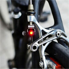 Hot! 1pc Brake Light LED Tail Light Safety Warning Light for Bicycle Bike FTE