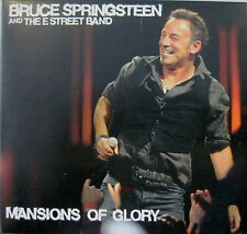"BRUCE SPRINGSTEEN ""MANSIONS OF GLORY"" 3 cd live mint"