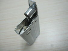 Austria Flint lighter IMCO6800 style kerosene lighter old stock ligher silver