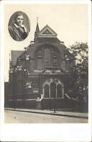 Elephant & Castle. Falmouth Road Church by Lang Sims Photo., Brixton.