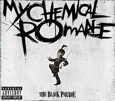 Black Parade - My Chemical Romance (2006, CD NIEUW) Explicit Version
