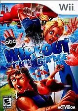 Wipeout: The Game (Nintendo Wii)  Certified Pre-Owned (Sealed)