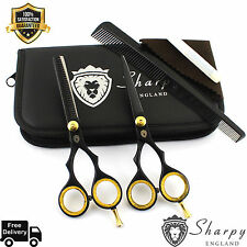 "5.5"" Professional Hair Cutting Scissors Pet Dog Grooming Scissors Shears Tool SS"