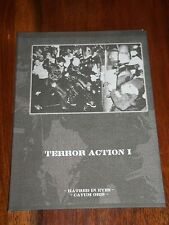 Hatred In Eyes / Cavum Oris - Terror Action I CD POWER ELECTRONICS INDUSTRIAL