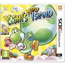 Yoshis New Island Game 3DS Nintendo 3DS, 2DS and 3DS XL Brand New