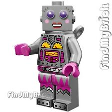 Lego 71002 Minifigure Series 11 - Lady Robot - NEW