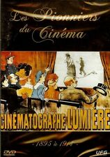 LES PIONNIERS DU CINEMA - CINEMATOGRAPHE LUMIERE 1895 à 1914 /*/ DVD NEUF/CELLO