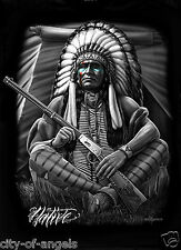 Native American Indian by David Gonzales Art DGA 18 x 24 Poster