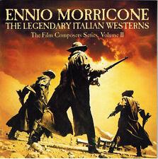 ENNIO MORRICONE - The Legendary Italian Westerns Vol. II (CD 1990)