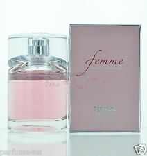 Boss Femme Eau De Parfum Spray 75mL/2.5 Oz For Women Brand new Sealed