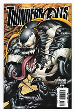 Thunderbolts 110 VFNM Leinil Yu Venom Variant Cover Marvel Comics Book Mar 2007