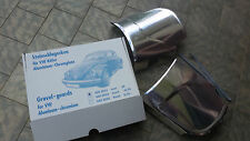 VW MAGGIOLINO BEETLE COX PARASASSI GRAVEL GUARDS BUTOIR AILE ARRIERE