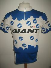 Giant WORN by RIDER Holland vintage jersey shirt cycling wielershirt size M