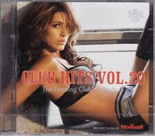 Club Hits 20-The leading Club Collection (2007, CD2 mixed) Lemon Ice, N.. [2 CD]