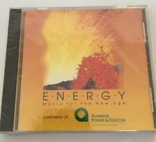 ENERGY Music Of The New Age Complements Of Alameda Power And Telecom