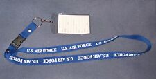 Lanyard US AIR FORCE  Key Holder w/quick release key chain