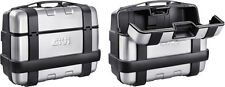 "GIVI TREKKER SIDE CASES 33L 20.7X9.5X16.2"" (PAIR) Fits: BMW F650GS,R1200GS,R1200"