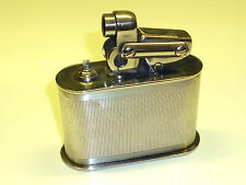 KW (KARL WIEDEN) TABLE SEMI-AUTOMATIC LIGHTER W. 925 SILVER CASE - 1930 - GERMAN
