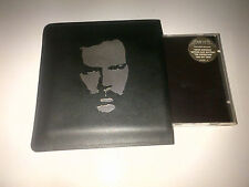 Metallica:RARE limited edition leather bound edition (black album) cd