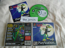 Gex 3D Enter the Gecko PS1 (COMPLETE) Sony PlayStation platform game rare
