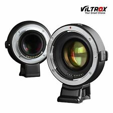 Viltrox Auto Focus Speed Booster f Canon EF EOS Lens Sony NEX A7R/S Adapter EF-E