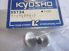 KYOSHO SST34 FINAL GEAR PRO X XRT RAMPAGE