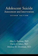 Adolescent Suicide: Assessment And Intervention-ExLibrary