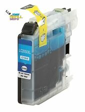 Toner Refill Store Compatible Brother LC205C Ink Cartridge (1 Cyan)