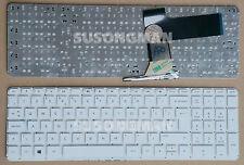 New UK Keyboard For HP Pavilion 15-p151na 15-p151sa 15-p154na 15-p154sa White
