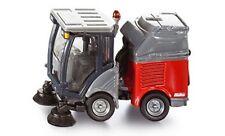 SIKU Street Road Sweeper Die-cast Toy 1:50 scale NEW
