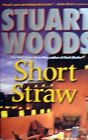 "STUART WOODS Signed 1st Edition Book by Author • ""Short Straw"" • COA"