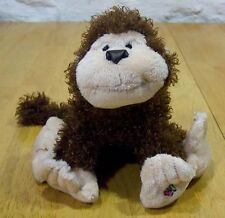 "Ganz Webkinz CHEEKY MONKEY 7"" Plush Stuffed Animal"