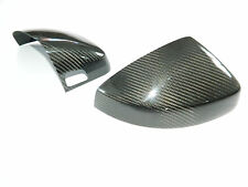 AUDI A3 8V S RS S-LINE Carbon Spiegel Cover Spiegelkappen Mirror Housing