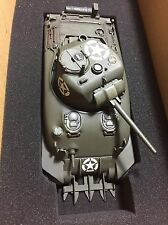 US M4 A1 Sherman Tank 1:32 William Britain Original Paint 75mm Tank Resin