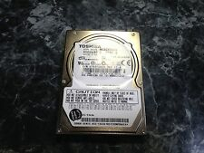"Toshiba MK2035GSS HDD2A30 Q ZK01 T Apple 655-1343A 200gb SATA 2.5"" Hard Drive"