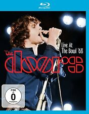 THE DOORS - LIVE AT THE BOWL '68  BLU-RAY  CLASSIC ROCK & POP CONCERT  NEU