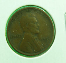 1922 D LINCOLN WHEAT CENT circulated