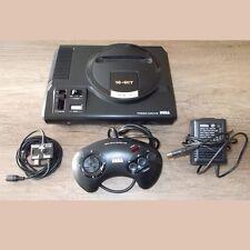 Sega Mega Drive ► Original Konsole | Controller & alle Kabel ◄ TOP