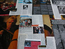 ACCEPT/SOLO - MAGAZINE CUTTINGS COLLECTION (REF S1)