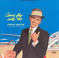 FRANK SINATRA-COME FLY WITH ME-'98 CDN 20-BIT REMASTER ISSUE