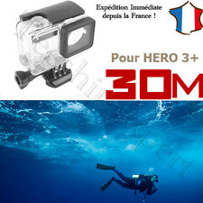 HOUSING CASE WATERPROOF SUBMERSIBLE 30m - Accessories for GOPRO HERO 3 Diving